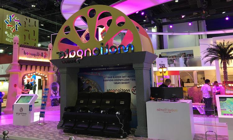 Dubai Exhibiton Stand