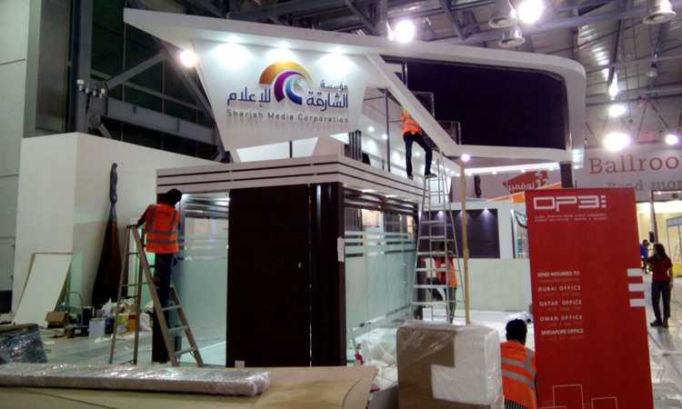 Stand Installation Services