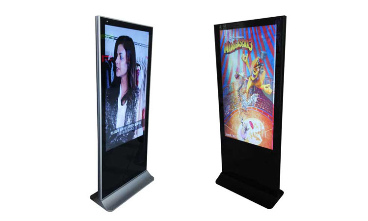 Video Screen Kiosks