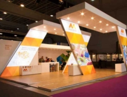 Sungard Exhibition Stand By Me : Designing your exhibition stand