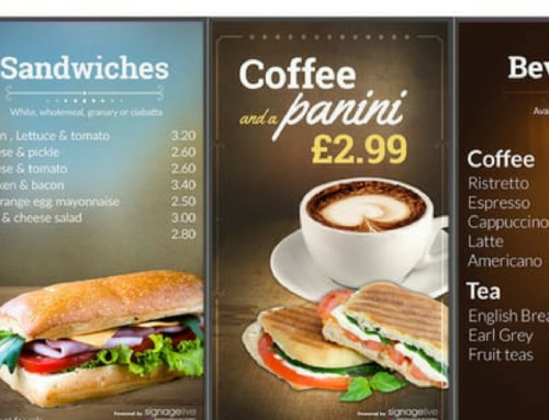 Reasons why your restaurant needs a digital menu board