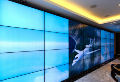 video walls