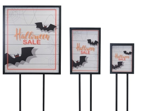 Why Retail Stores Need Thick Sign Holders