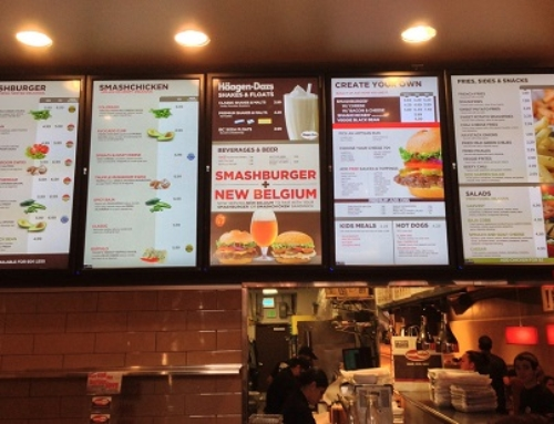 Displays Signs To Consider For Your Restaurant