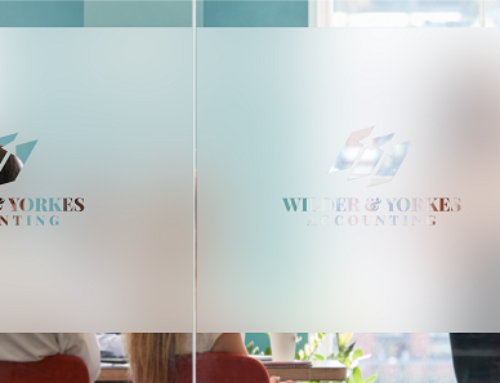 How Frosted Window Graphics Give A Professional Look To Your Interiors