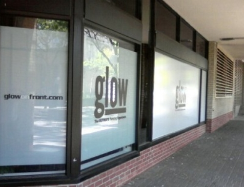 Uses Of Frosted Vinyl In Retail Stores