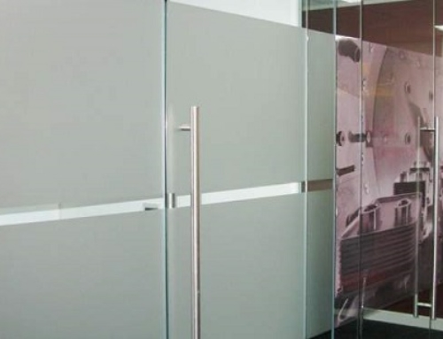 Frosted Vinyl For Offices