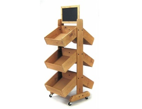 Advantages Of Wooden Display Stand
