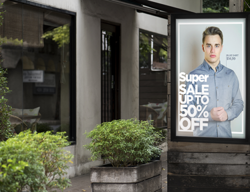 5 Reasons Why Digital Signage is the choice for Advertising your Business.